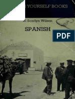 Teach Yourself Spanish