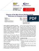Jan 19 Corp Tea Talk_Blue Ocean Strategy.pdf