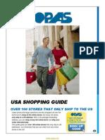 Usa Shopping Guide