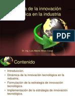 Dirección Innovación Tecnológica I