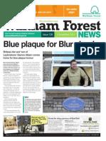 Waltham Forest News 3rd Nov. 2014