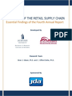 JDA the State of the Retail Supply Chain