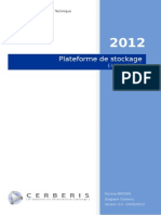 [DOC]Architecture & Administration - Plateform de stockage - Eucalyptus + Glusterfs + D2D Backup Manager