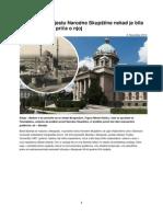 Beograd-- Na Mjestu Narodne Skupštine Nekad Je Bila Džamija, Ovo Je Priča o Njoj