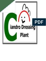 Dressing Plant Logo