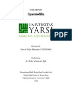 Case Report Spasmofilia 2