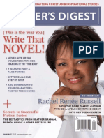 Writer's Digest January 2015