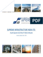 Investors_22Supreme Investor Presentation 4Q FY14 May 2014