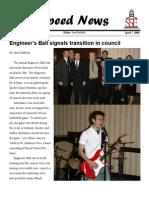 Speed News April 7, 2008
