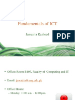 Lec-01 Introduction to ICT