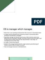 OS Presentation1