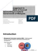 Accrual - Change Management - Slides