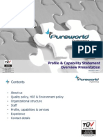 Introducing PWE October 2014