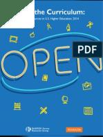 OER - openingthecurriculum2014