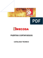 CATALOGO TECNICO MECOSA