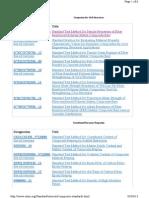 Composite Standards for Civil Structures (ASTM)