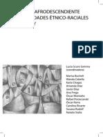 Afrodescendientes y Desigualdades Etnico-raciales en Uruguay