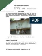 Estructuras y Elementos de Unión (1)