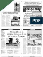 Diario El mexiquense 11 Noviembre 2014