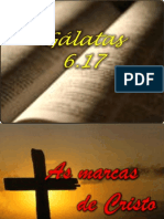 As Marcas de Cristo