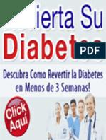 Libre de Diabetes- Alimentos y Ejercicios
