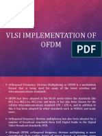VLSI Implementation Ofdm