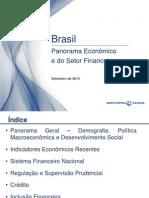 Brasil Panorama Economico e Do Setor Financeiros Set 2014