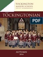 Tockingtonian 2014