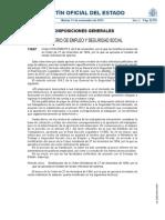BOE-A-2014-11637 Nuevo Recibo de Nómina