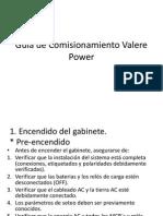 Guía de Comisionamiento Valere Power_V1