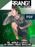 Kerrang!-Media Pack 2014