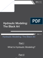 4-Hydraulic Modeling the Black Art