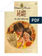 A Girl Alone - Peake, Lilian