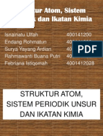 Ppt_Struktur Atom, Sistem Periodik Dan Ikatan Kimia