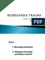 Biomekanika Trauma (Qanissa)