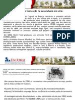 Aula 02 Automotiva - Historia Do Carro