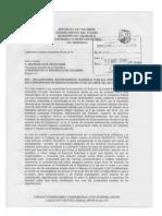 Doc. Concejo de Cajamarca