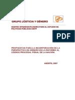 Arduino Sanchez - CPP y Genero