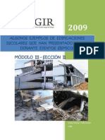 02 Edificaciones Escolares Afectadas Durante Eventos Sismicos