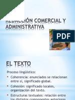 Redacción Comercial y Administrativa