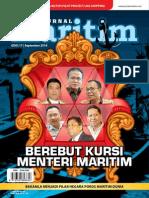Jurnal Maritim Edisi 17 - September 2014