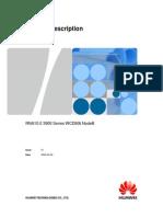 WCDMA NodeB Product Description
