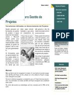 Artigo - Ferramentas de Gestão de Projetos - Hebert O. Silva