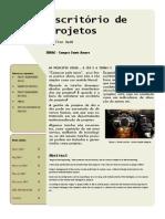 Artigo - Implantando Escritório de Projetos - Hebert O. Silva