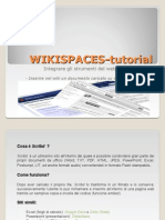 Wikispaces tutorial