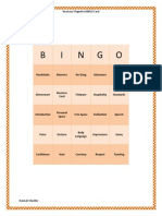 business bingo