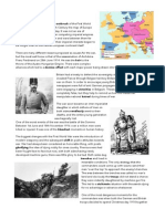 The First World War PDF