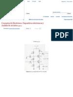 Conceptos de Electrónica. Dispositivos Electrónicos y Análisis de Circuitos (Página 3) - Monografias