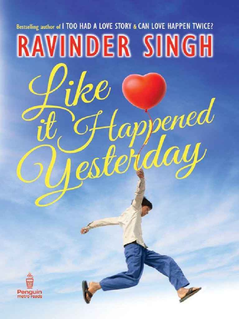 Like it happened yesterday singh ravinder fandeluxe Image collections