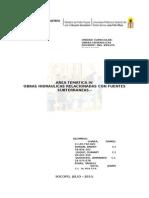 Obras Hidraulicas Relacionadas Con Fuentes Subterraneas
